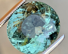 GIL Certified 11.59 Ct Natural Paraiba Tourmaline ~ Mozambique