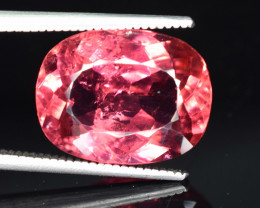 6.40 Carats rubellite Tourmaline Gemstone From Afghanistan