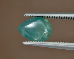 1.81 Crt Emerald Faceted Gemstone (R22)