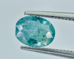 0.78 Crt GIL Certified Paraiba Faceted Gemstone (R22)