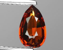 0.86 CT SPESSARTITE GARNET WITH TOP LUSTER FS19