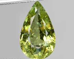 8.83 Ct AIG Certified Paraiba Toumaline Beautifulest Faceted Gemstone. Pb 0