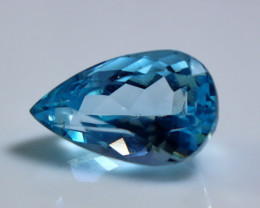 8.85 cts Beautiful, Superb & Stunning Pakistani Blue Topaz Gemstone