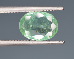 1.10 Carats Natural Emerald Gemstone