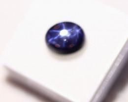 8.47Ct 6 Rays Star Blue Sapphire Lot LZ1898