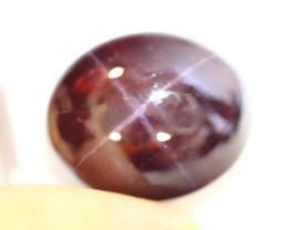 38.29Ct Purplish Pink Star Garnet Lot LZ1905