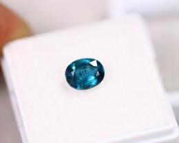1.45Ct Greenish Blue Kyanite Oval Cut Lot LZ1909
