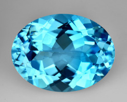 11.58 Ct Natural Topaz Top Cutting Top Luster Faceted Gemstone.TP 14
