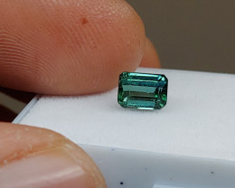 $15-NR! Unheated Bluish Green Tourmaline  (Afghanistan)