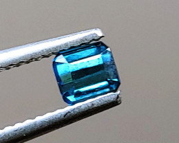 NR! VVS! Unheated VIVID WINDEX BLUE Tourmaline (Paprok Mine)