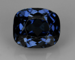1.10~CTS GENUINE NATURAL ULTRA RARE COLLECTION TOP BLUE SPINEL~
