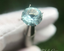 Light Blue Tourmaline - 2.85 carats