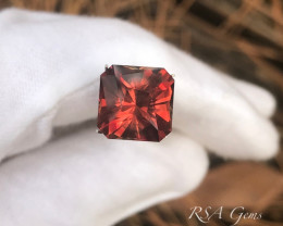 Gorgeous Red Sunstone - 6.53 carats