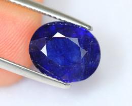 5.07cts Royal Blue Colour Sapphire /303