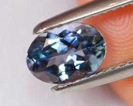 1.00cts Natural Violet Blue Tanzanite / 302