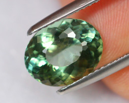 2.33cts Natural Colour Change Green Blue  Apatite / 08