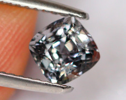 1.23cts Natural Nice Silver Colour Spinel /17