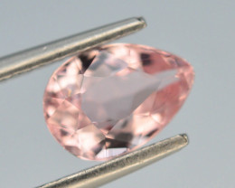 1.05 ct Natural Baby Pink Color Tourmaline ~ A
