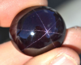 90.91 Carat Huge Star Garnet