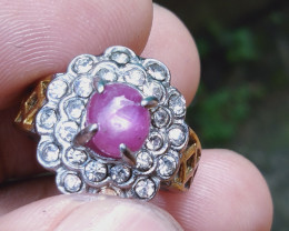 AMAZING RUBY JEWELRY