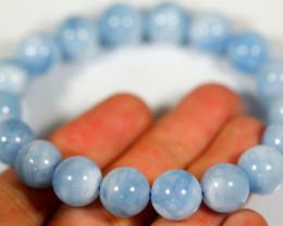 198.0Ct Natural Aquamarine Bracelet