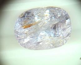 7.33ct  Light Blue Ceylon Sapphire , 100% Natural Untreated Gemstone