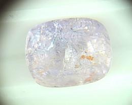 6.65ct Pink  Ceylon Sapphire , 100% Natural Untreated Gemstone