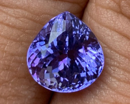 4.99 cts Certified Tanzanite - No Reserve - Investment Gemstone - GIL