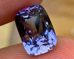 4.90 cts VVS Tanzanite - No Reserve - Investment Gemstone