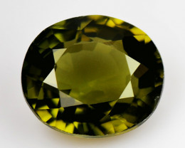 2.01 Ct Natural Green Chrome  Diopside Good Quality Gemstone CD8
