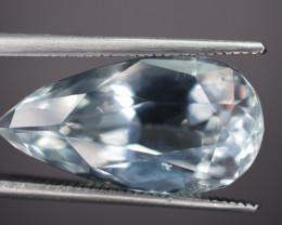 9.76 Carats Natural Aquamarine Gemstones
