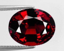 11.62 Ct Spessartite Garnet Pure Red Gem Quality Gemstone ST 03