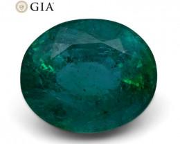 13.39 ct GIA Certified Emerald