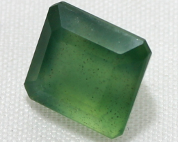 6.10 Crt Natural Serpentine Faceted Loose Gemstone 22
