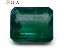 11.85 ct GIA Certified Emerald