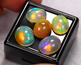 10.78Ct  Ethiopian Welo Opal 11x9mm 에티오피아 오팔 AS2505
