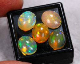 9.95Ct  Ethiopian Welo Opal 11x9mm 에티오피아 오팔 AS2506