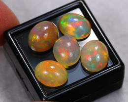 10.95Ct  Ethiopian Welo Opal 11x9mm 에티오피아 오팔 AS2507