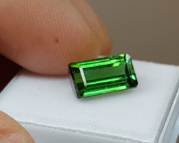 Unheated 3.66 CT VIVID Green Verdelite Tourmaline (Kunar)