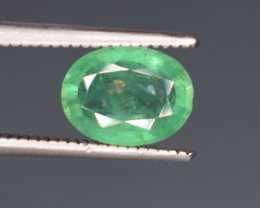 0.95 Carats Natural Emerald Gemstone