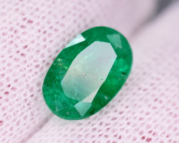 Top Quality 2.40 Ct Natural Emerald from Panjsher. RA