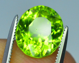 AAA Color 3.10 ct Himalayan Peridot ~ Pakistan S