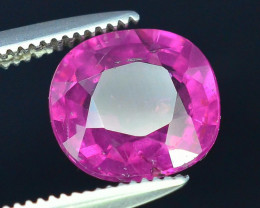 Rarest 2.10 ct Grape Garnet one of a Kind Fire