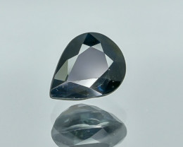 1.37 Crt Natural Sapphire Faceted Gemstone.( AG 8)