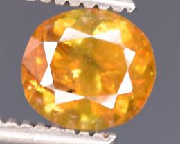 0.80 carats fiery sphene tantanite Gemstone
