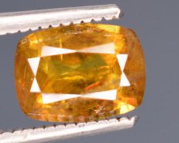 1.25 carats fiery sphene tantanite Gemstone