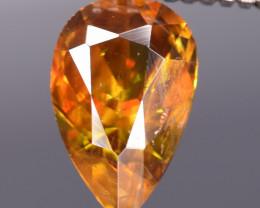 0.65 carats fiery sphene tantanite Gemstone