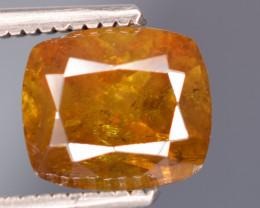 2 carats fiery sphene tantanite Gemstone