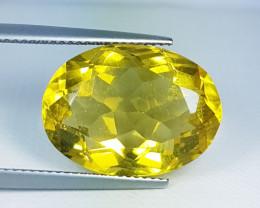"17.70 ct "" AAA Grade Gem "" Beautiful Oval Cut Natural Fluorite"