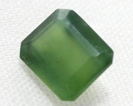 1.45 Crt Natural Serpentine Faceted Loose Gemstone